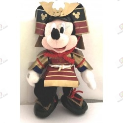 Plush  Mickey Samuraï