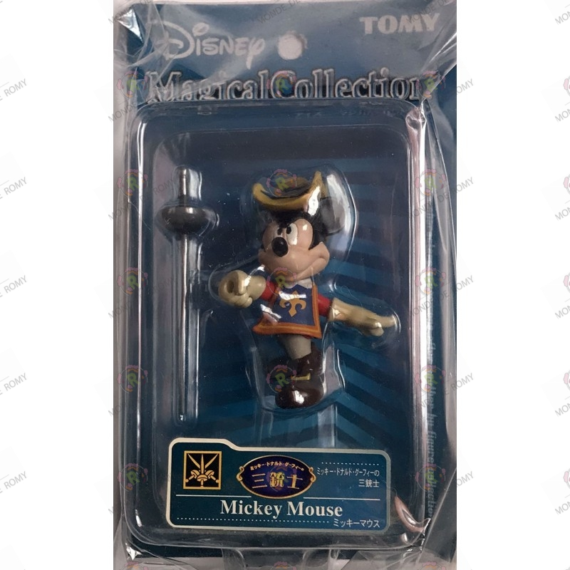TOMY Magical Collection 110 the three musketeers -Mickey Mouse