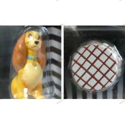 Tomy Disney Magical Collection 88 Lady - lady and tramp