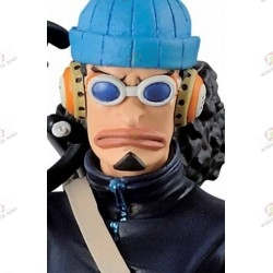 One Piece Figurine PVC USOPP Edition Japonaise gros plan