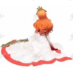 One Piece Figurine PVC Nami Kimono Blanc dos