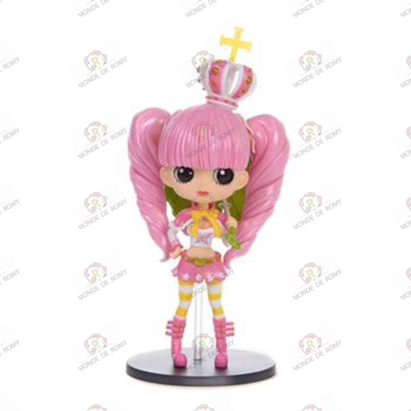 FIGURINE QPOSKET ONE PIECE Perona ou Perhona Spring Version face