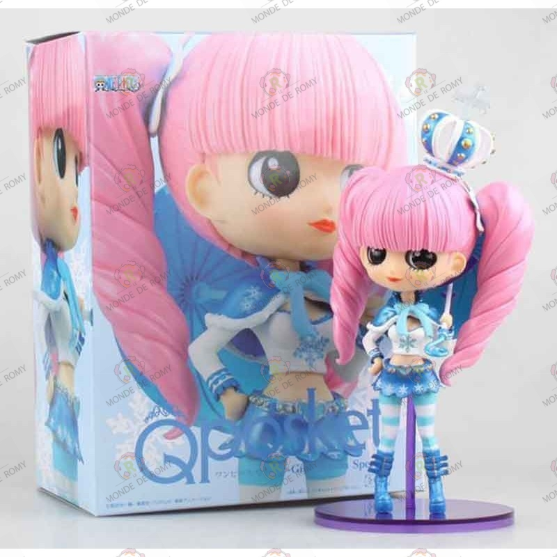 Perona de One Piece QPOSKET winter Version Girls Season Special with box