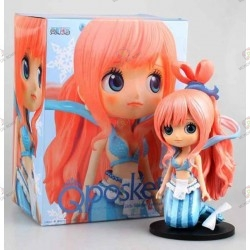 QPOSKET ONE PIECE Princess Shirahoshi winter Version with box