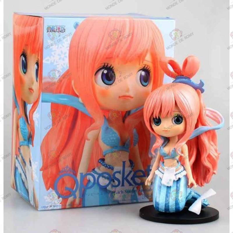 QPOSKET ONE PIECE Princess Shirahoshi winter Version with box