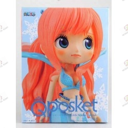QPOSKET ONE PIECE Princess Shirahoshi winter Version box 01