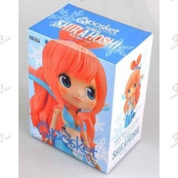 QPOSKET ONE PIECE Princess Shirahoshi winter Version box 02