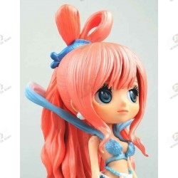 QPOSKET ONE PIECE Princess Shirahoshi winter Version close up side