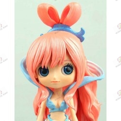QPOSKET ONE PIECE Princess Shirahoshi winter Version close up front