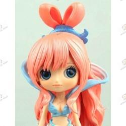 QPOSKET ONE PIECE Princess Shirahoshi winter Version close up front