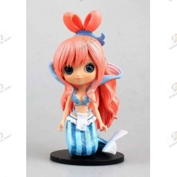 ONE PIECE FIGURINE QPOSKET Princess Shirahoshi WINTER VERSION IMPORT JAPAN