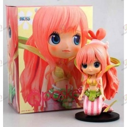 ONE PIECE FIGURINE QPOSKET Princess Shirahoshi SPRING VERSION IMPORT JAPAN
