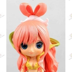 QPOSKET ONE PIECE Princess Shirahoshi spring Version close up face
