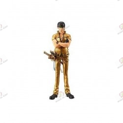 One Piece DXF the grandline men RORONOA ZORO One Piece Film Gold special face