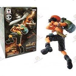 One Piece Figure PVC Portgas D Ace Edition