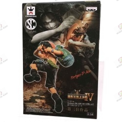One Piece Banpresto Figure Colosseum IV Portgas D. Ace boite