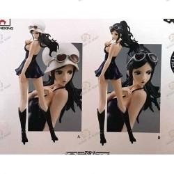 Trés belle figurine de Nico Robin de One Piece box dos