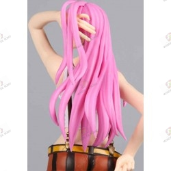 One Piece Figurine PVC Jewelry Bonney vers white  Japonese Edition