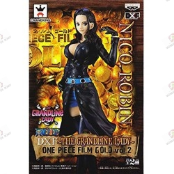 One Piece DXF the grandline Lady Nico Robin One Piece Film Gold Vol.2 boite