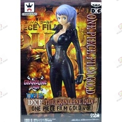 One Piece DXF the grandline Lady Carina One Piece Film Gold Vol.1 boite