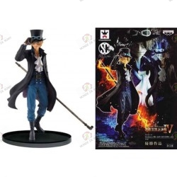 Figurine PVC One Piece Sabo