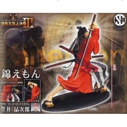 FIGURINE PVC ONE PIECE Kinemon Figure colosseum Vol. 3 SCultures boite dos