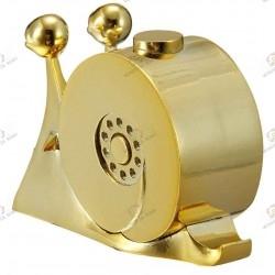 Tape Meter One Piece Escargophone Den Den Mushi Golden Limited edition