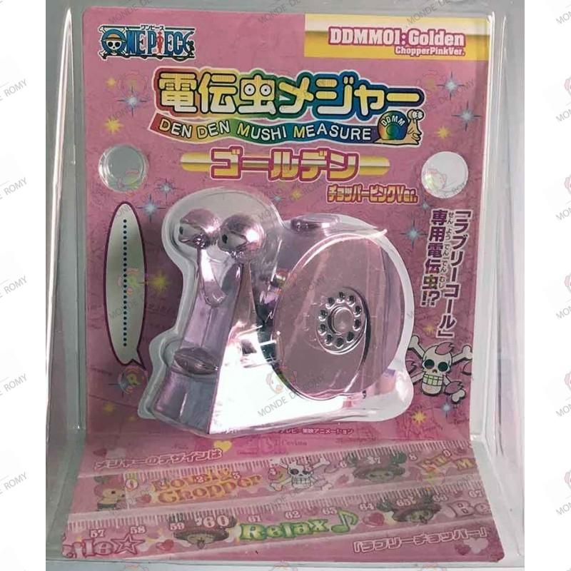 One Piece Escargophone Den Den Mushi  chopper version Edition Limited