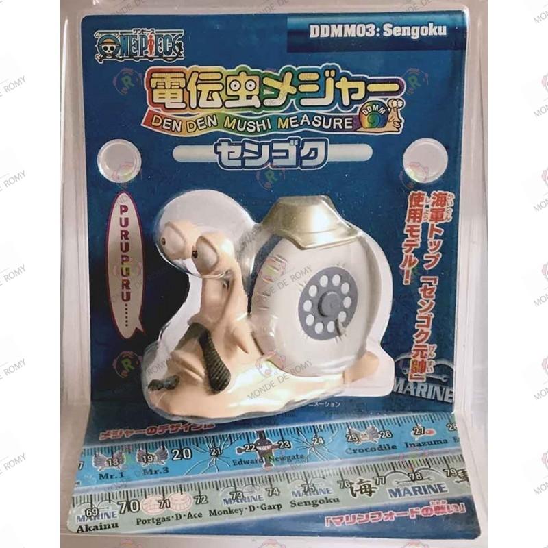 One Piece Escargophone Den Den Mushi Sengoku Edition Limitée  profil