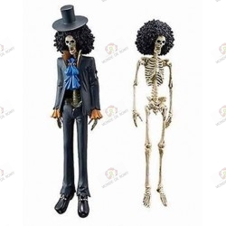One Piece DXF The Grand Line Treasures Vol. 2 Brook Skeleton Specimen figurines