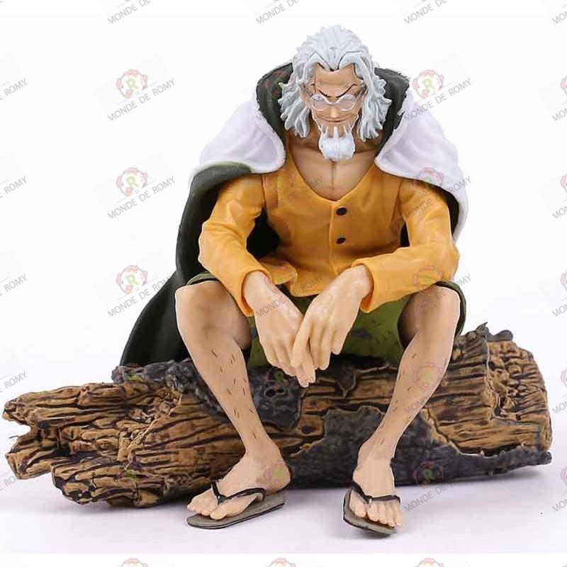One Piece Figurine PVC Silvers raleigh orange shirt Japanese Edition