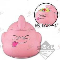 Dragon Ball Z Ichibankuji Super rival Retsuden Prize D Mr Buu, Majin Buu candypot (bonbonnière) generique