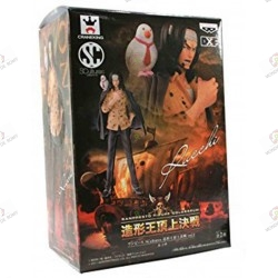 Figurine PVC One Piece Rob Rucchi boite