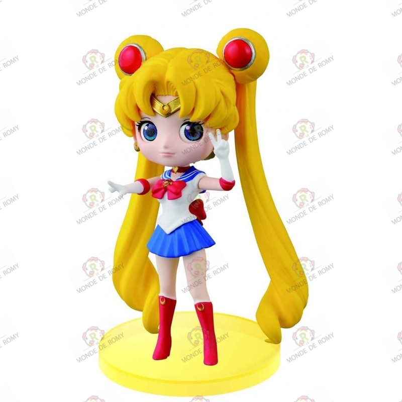 FIGURINE QPOSKET Sailor Moon:  Sailor moon face