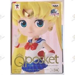 FIGURINE QPOSKET Sailor Moon:  Sailor moon boite