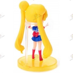 FIGURINE QPOSKET Sailor Moon:  Sailor moon dos