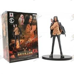 Figurine PVC One Piece Rob Rucchi boite et figurine