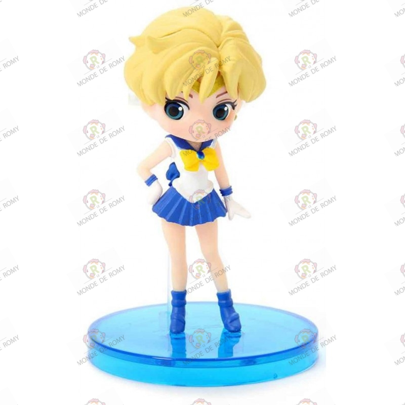 FIGURINE QPOSKET Sailor Moon:  Sailor Uranus face