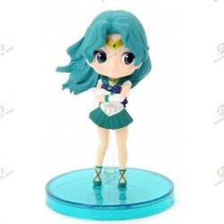 FIGURINE QPOSKET Volume 3 Sailor Moon:  Sailor Neptune face