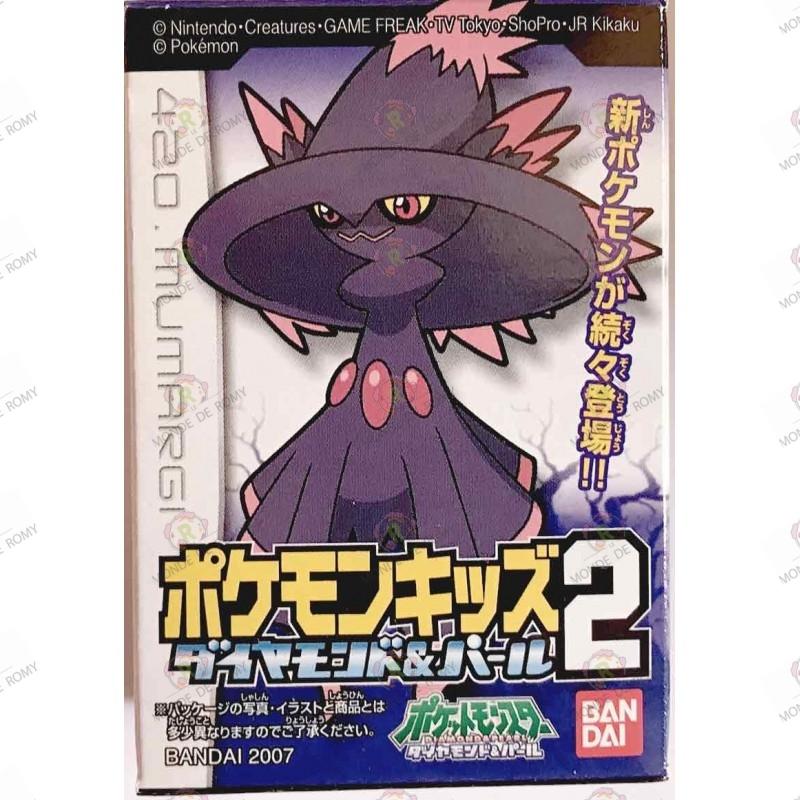 Pokémon Diamond & Pearl 2 Mumargi