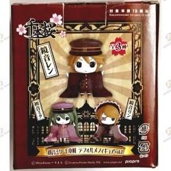 Figurine Len Kagamine de Senbonzakura Vocaloid boite dos