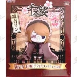 Figurine Rin Kagamine de Senbonzakura Vocaloid boite