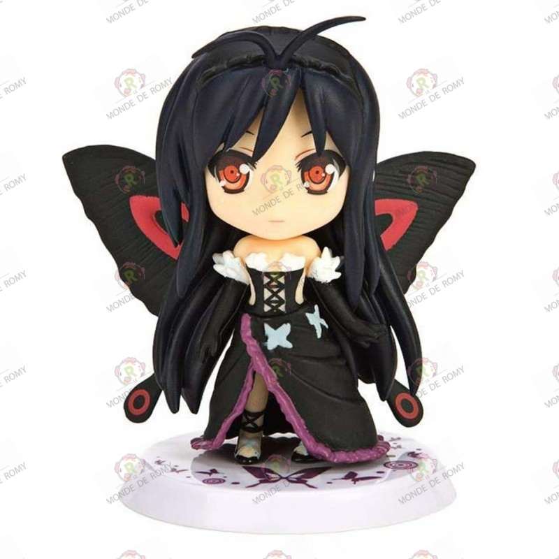 Accel World Kuroyukihime Kyun Chibi Mini Figurine version Avatar