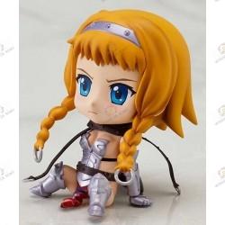 Figurine Queen's Blade Nendoroid Leina assise