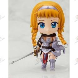 Figurine Queen's Blade Nendoroid Leina face