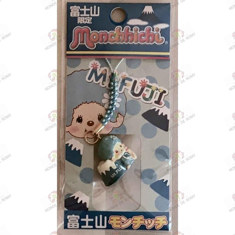 Porte clefs Mont Fuji Monchhichi Kiki