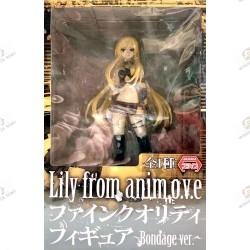 Figurine Vocaloid 3 Lily from anim.o.v.e boite