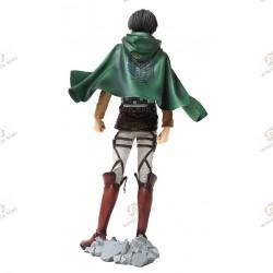 Shingeki no Kyojin Attack On Titan Figurine PVC Levi Ackerman Japanese Edition