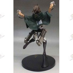 Shingeki no Kyojin Attack On Titan Figurine PVC Hans Hange Zoë dos