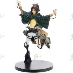 Shingeki no Kyojin Attack On Titan Figurine PVC Hans Hange Zoë face